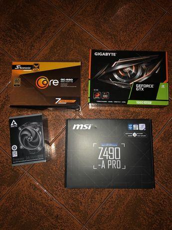 Desktop I7 gtx1660 super
