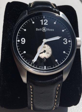 Bell & Ross vintage BR123  ( rolex omega longines breitling)