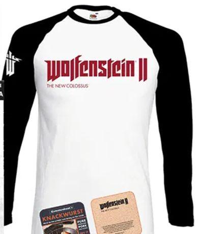 Koszulka Wolfenstein 2 S PS4 XBOX