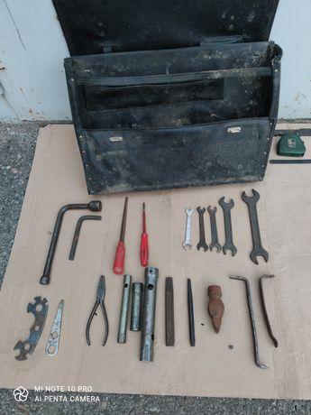 Инструмент, ключи, сверла, сьемники, ящики СССР