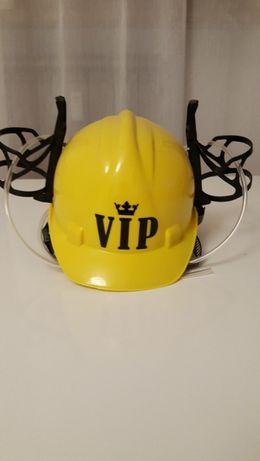 Kask na imprezę. VIP