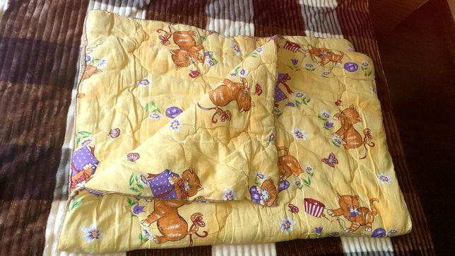 Детское тёплое одеяло 95×130
