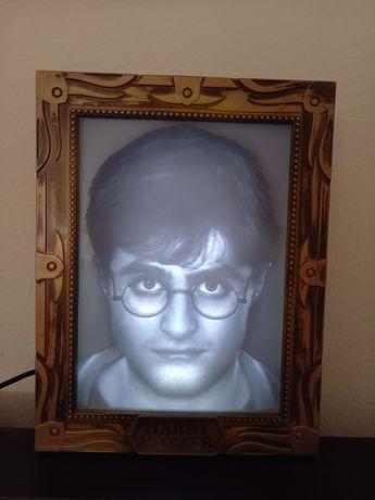 Iluminaria Rosto Harry Potter