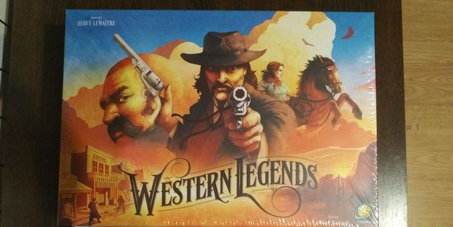 Gra Western Legends FOLIA