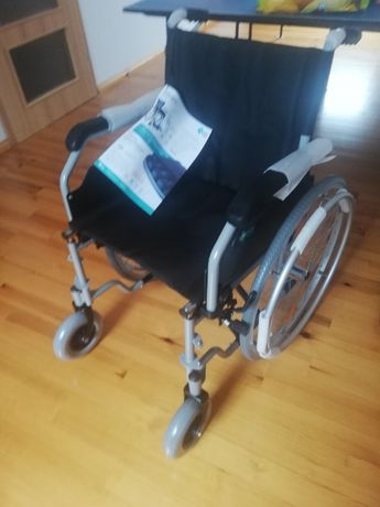 Wózek inwalidzki stalowy Cruiser / RF-1