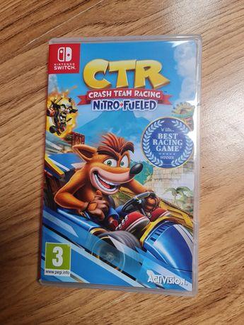 Crash Team Racing Nitro Fuled Nintendo