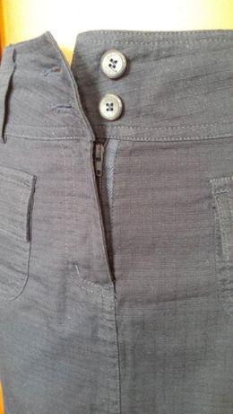 Spódnica jeans granat S mini