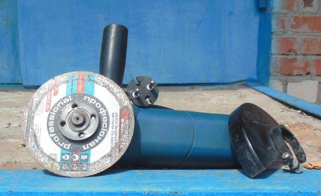 Болгарка Ритм 650-115 на запчасти или ремонт