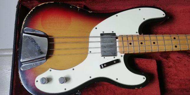 Fender Telecaster Bass USA 1974 Gitara Basowa Oryginalna