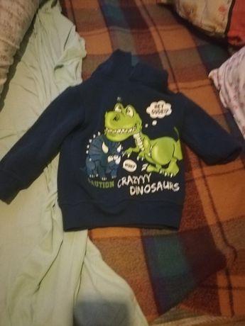 Bluzy dziecięce dla chłopca