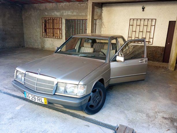 Mercedes Benz 190 D
