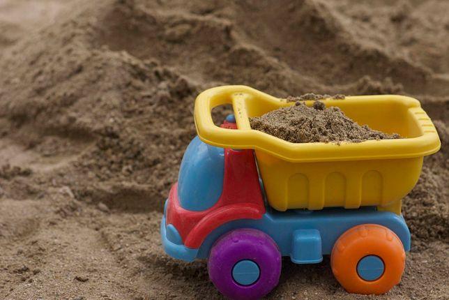 Oddam piasek ziemia z dowozem 250ton