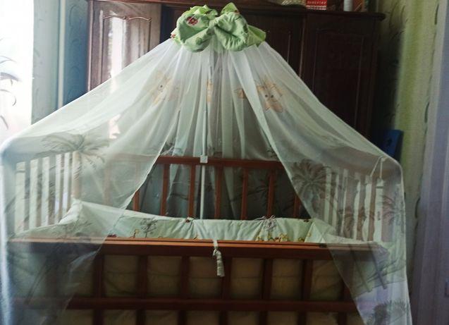 Кровать кроватка люлька