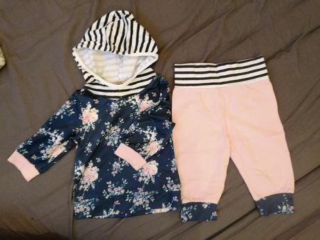 Ubranka dziecięce: śpiochy, pajac, nody, sweter