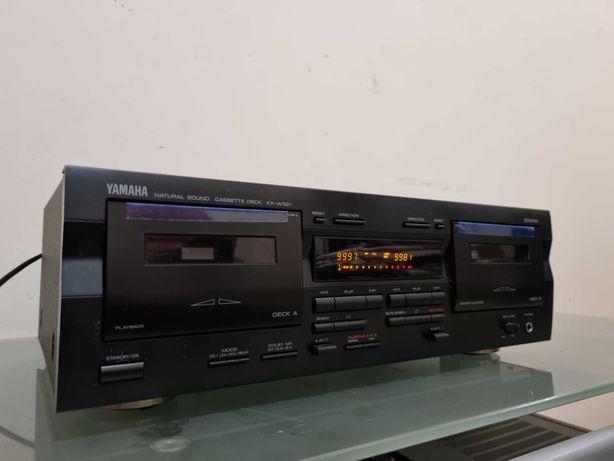 Deck de cassetes yamaha kx-w321