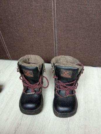Дитяче зимове взуття 29 розміру
