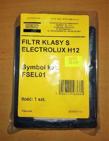 Filtr klasy S do odkurzacza Electrolux H12 FSEL01