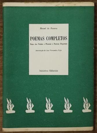 poemas completos, manuel da fonseca, iniciativas editoriais