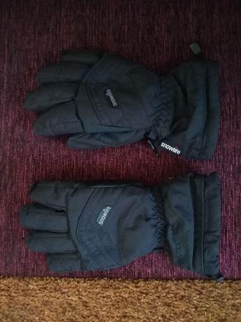 Перчатки детские на мембране snowlife gore-tex