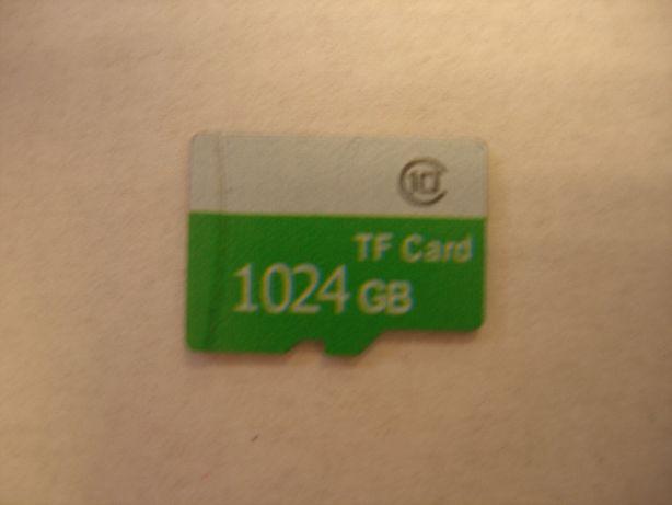 Karta pamięci 1024 GB mikro SD