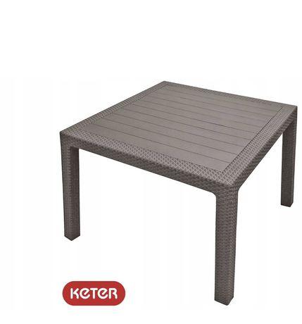 Stół ogrodowy KETER MELODY QUARTET rattan Technorattan 7szt.