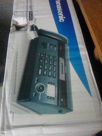 Panasonic KX-FT988PDB faks.telefon.kopiarka.sekretarka nowy