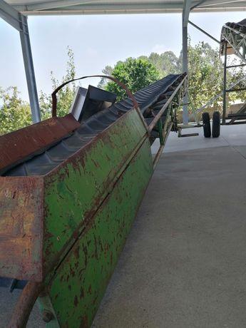Tapete Transportador Rolante passadeira 10m