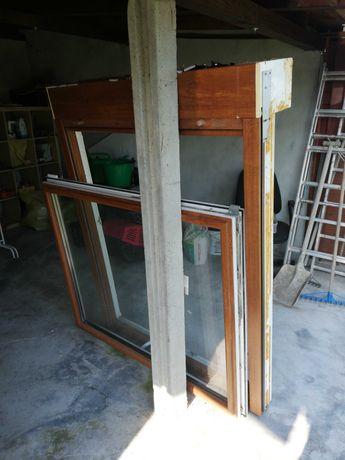 Okno z roleta 1200/1600