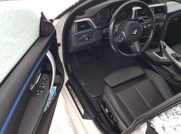 Автоковрики EVA Volvo Skoda Seat Peugeot Renault Citroen