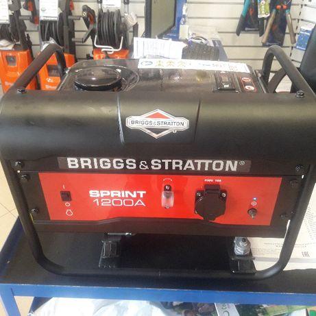 Spalinowy agregat pradotwórczy BRIGGS & STRATTON