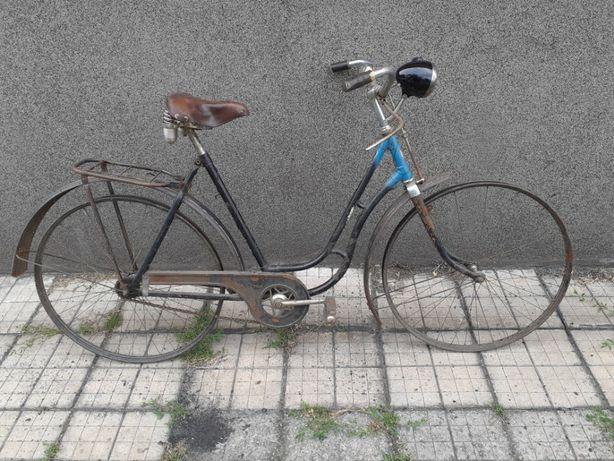 Stary przedwojenny rower LOHMANN-MIFA-ANTYK.