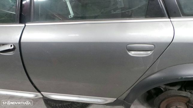 Porta Tras Esquerda Audi Allroad (4Bh, C5)
