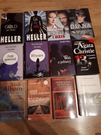 Świat Książki Christie Heller Pilcher Brown Blake