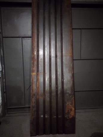 Металлический лист гофрированный