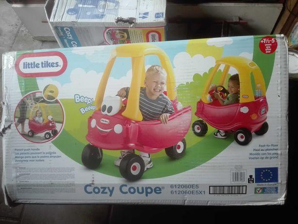 Little Tikes cozy coupe jeździk