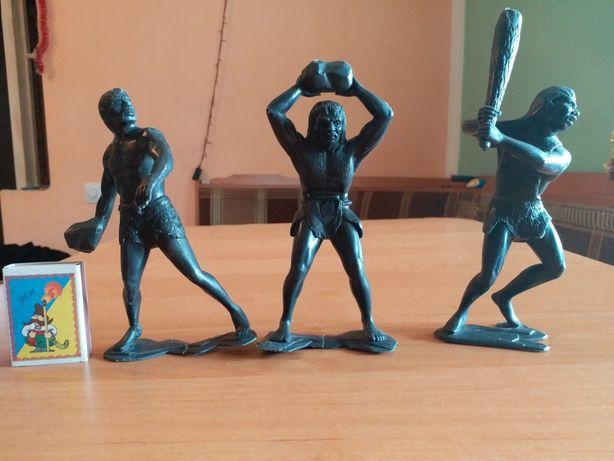 Статуэтки пластмассовые времён СССР