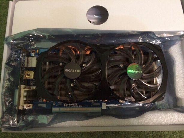 Відеокарта Gigabyte PCI-Ex GeForce GTX 660 2GB GDDR5 (192bit)