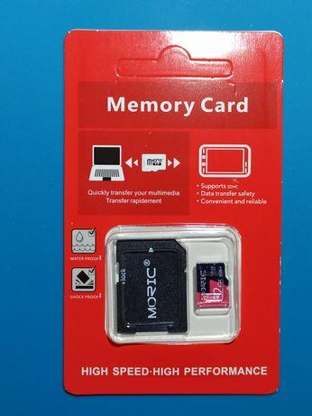 Moric microSD 32Gb флешка flash карта памяти