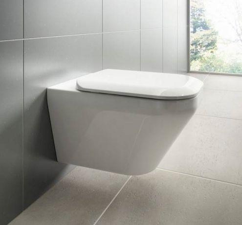 Ideal Standard Tonic II Miska WC wisząca z deską zamiana na laptopa
