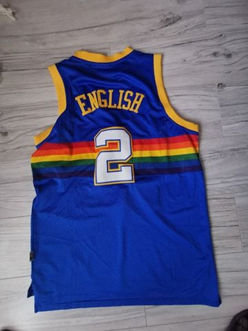 koszulka retro English Nuggets lata 80