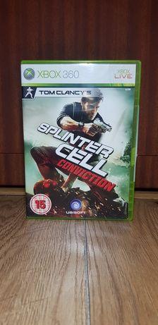 Tom Clancy's Splinter Cell Conviction na Xbox 360