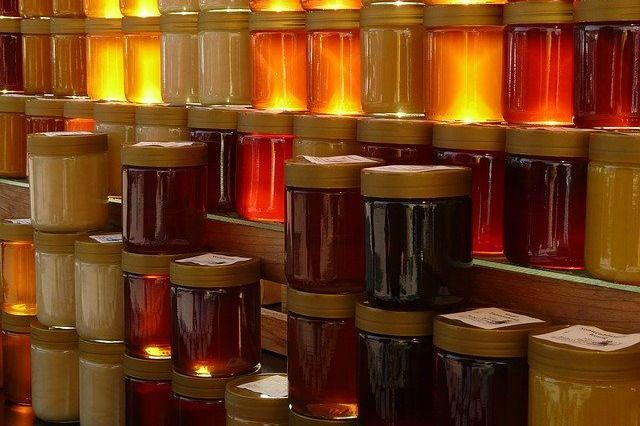 Miód akacjowy, malinowy, gryczany, faceliowy - duży wybór 0,9L