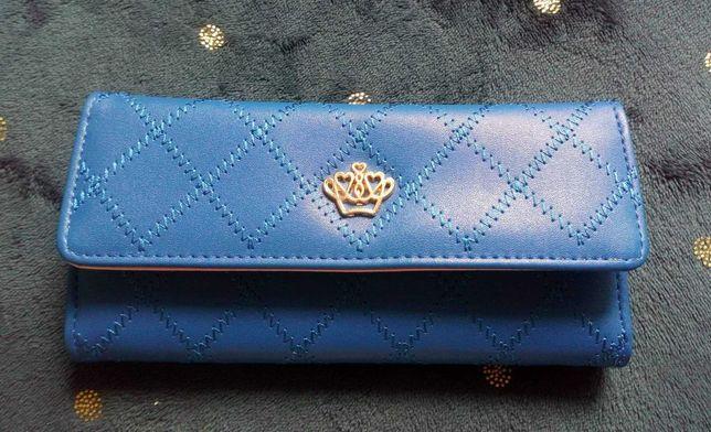 Nowy damski portfel