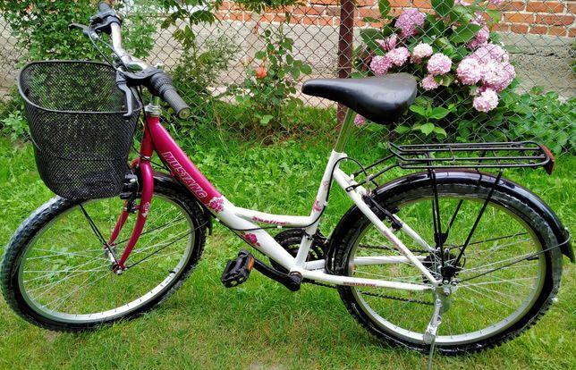 Гірський Велосипед MUSTANG для дівчинки 8-12 років