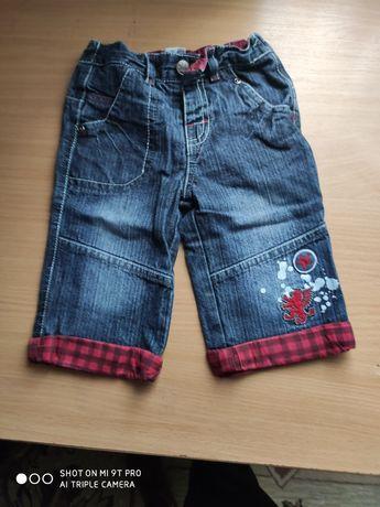 Продам джинсові штани на хлопчика