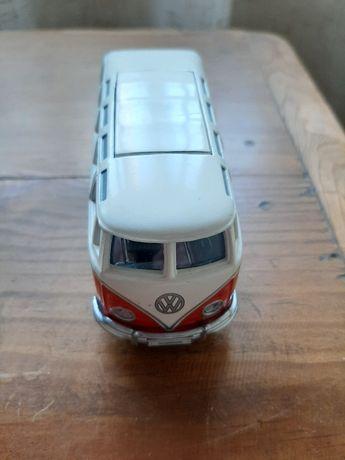 Pao de forma Volkswagen 1:43 miniatura/ carrinha