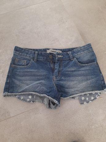 Szorty jeans rozmiar S