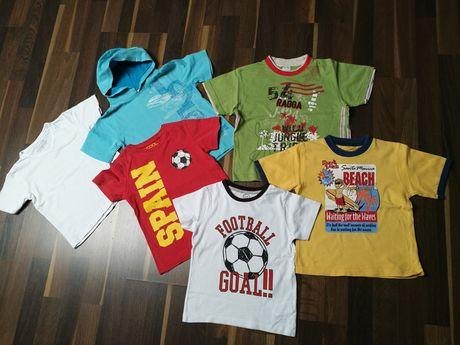 Koszulki, t-shirty, r.98