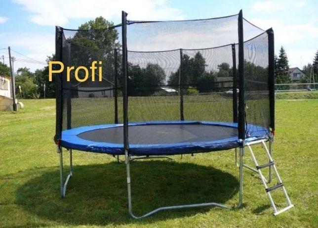 Батут Profi-059 с сеткой для прыжков взрослых и детей. Новый!
