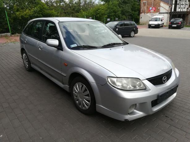 Mazda 323 Klima, Gaz, Po remoncie